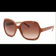 Spotted while shopping on Poshmark: Chloe Sunglasses in Peach, BNWT! #poshmark #fashion #shopping #style #Chloe #Accessories