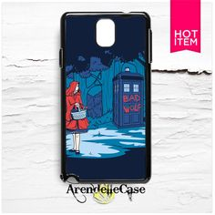 Doctor Who Samsung Galaxy Note 3 Case