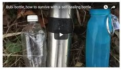 bubi bottle tested to the extremes by fire, dropping, gators and even shooting! http://bubibottle.com/blog/how-the-softest-bottle-in-the-world-is-the-strongest/