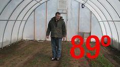 Winter Growing in a Greenhouse |  DIY Farmer  https://www.youtube.com/watch?&v=LlEczaE0-eg