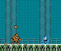 Rockman 5 Blues no Wana!? / Mega Man 5Publisher: Capcom, Nintendo (EU)Developer: CapcomPlatform: Famicom / Nintendo Entertainment System, PlayStation, MobileYear: 1992 (FC, NA NES), 1993 (EU NES), 1999 (PS1), 2007 (Mobile)