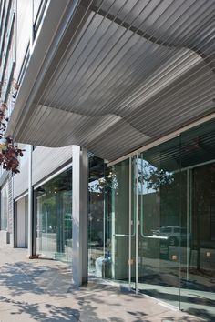 Metal Shutter Houses  design Exterior 1