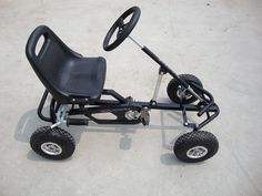 Cheap 1 Seater Go Karts   ... pedal go kart with four-wheel one seat, China (Mainland) Go Karts