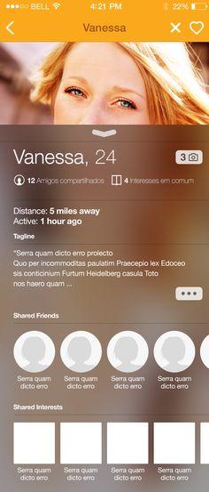 mobile app   Gostei Details