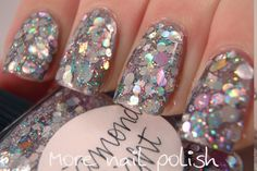 More Nail Polish: Lynnderella - Diamond Light