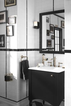 Artifacts faucet collection by Kohler. #tristanbutterfield