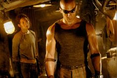I will kill you with my teacup - Chronicles of Riddick