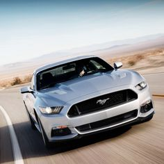 "Pure Joy - The 2015 Ford #Mustang GT ""Let Loose On Route 66"" Hit the pic to watch the cool video"