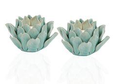 Fleur Tealight | Tealights | Candleholders | Accessories | Decor | Z Gallerie