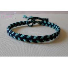bracelet bresilien modele bijoux pinterest chevron comment et bracelets. Black Bedroom Furniture Sets. Home Design Ideas