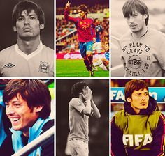 lucyandmaggiemae:   TOP 6 PICTURES → David Silva - Requested by anon.  happy birthday you sexy pony…