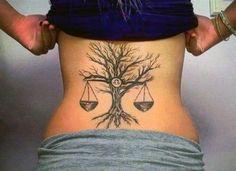 lower back tattoo weight