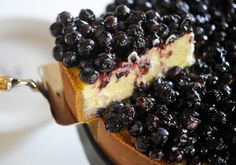 Is this THE best Blueberry Cheesecake Recipe around?