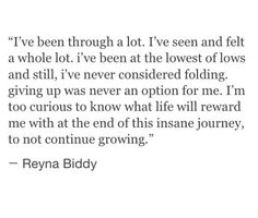 Sooo true!! I've been against the odds my whole life, but I'm always fighting for more