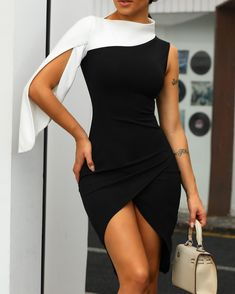 Classy Dress, Classy Outfits, Mode Style, Elegant Dresses, Casual Dresses, Lace Dresses, Club Dresses, Pretty Dresses, Dress Brands