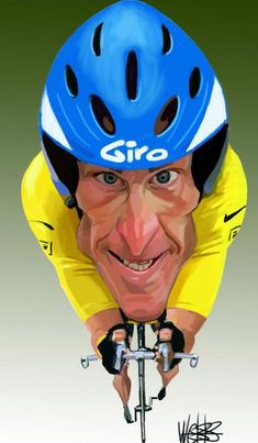 Lance Armstrong.     For more great pins go to @KaseyBelleFox