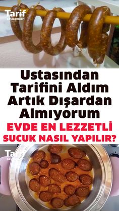 Breakfast Crepes, Turkish Breakfast, Meat Recipes, Cooking Recipes, Turkish Recipes, Food Preparation, Food To Make, Main Dishes, Sausage