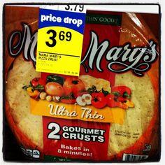 Meijer Mama Mary Pizza Crust 12 16 12