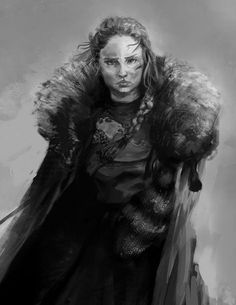 Sansa by Noelia