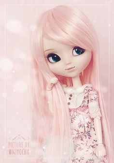 mikiyochii: Love my Alice in pink <3