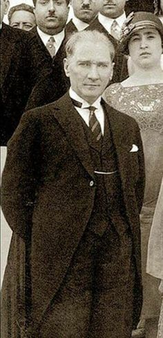 """""""To see me does not necesserily mean to see my face. To understand my thoughts is to have seen me."""" M.K.Atatürk."""