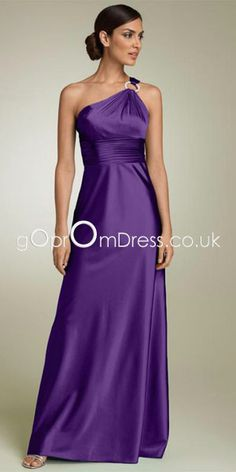 purple maid of honor dress my Aunt will look beautiful in this