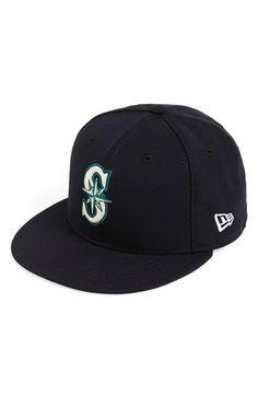 a5ba38406d8 New Era Cap  59FIFTY - Seattle Mariners  Baseball Cap (Nordstrom ...