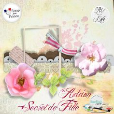 addon freebies secret de fille by merepoule at scrap from France shop --- january 2014