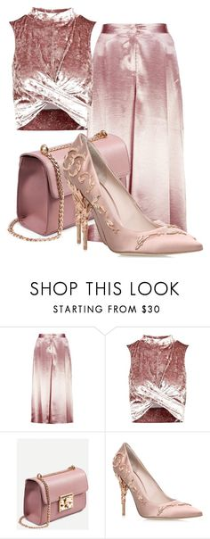 """""""Untitled #587"""" by kristina-lindstrom ❤ liked on Polyvore featuring Boohoo, Topshop and RALPH & RUSSO"""