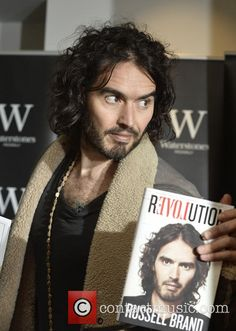 Russell Brand Piccadilly, London