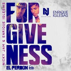 I'm listening to Forgiveness (El Perdon) by Nicky Jam & Enrique Iglesias on Pandora