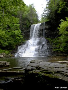 American Whitewater - Cascades to USFS Parking Area (GILES County ...
