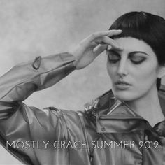 Video of the MOSTLY GRACE Summer 2012 Collection