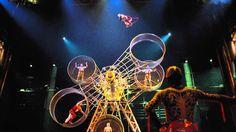 Cirque du Soleil Traumwelten 3D - Trailer - YouTube