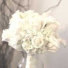 The bouquet ..