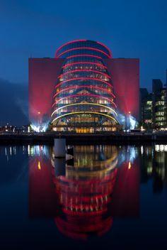Dublin convention centre by Riccardo Munisso on 500px