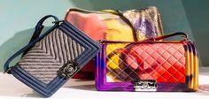 Chanel, le borse per la Primavera Estate 2015. Primavera ed estate, quali migliori stagioni per indossare una borsa, meglio ancora se firmata Chanel.