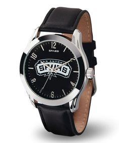 Take a look at this San Antonio Spurs Classic Watch by Rico Industries on #zulily today!
