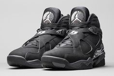 "huge discount 72228 cd40e The Air Jordan 8 Retro ""Chrome"" Drops This Weekend (FRESHNESS - Established  in 2003"