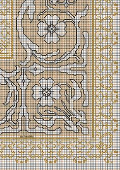 """Embroidery and embroider:Assisi bigger designs, working drawings """"lambs"""" Just Cross Stitch, Cross Stitch Borders, Cross Stitch Charts, Cross Stitch Designs, Cross Stitch Patterns, Embroidery Art, Cross Stitch Embroidery, Embroidery Patterns, Blackwork"""