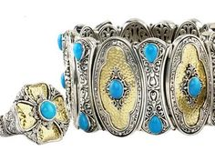 #Turquoise is ALWAYS in style! #Konstantino