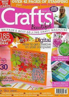 Crafts_feb2007 - ineska - Picasa Webalbumok Stitch Magazine, Crochet Magazine, Crafts To Sell, Diy And Crafts, Paper Crafts Magazine, Sewing Magazines, Picasa Web Albums, Crafts Beautiful, Crochet Books