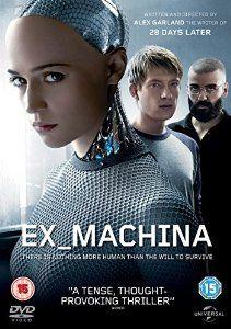 DVD Ex-machina (Película : 2015) / Alex Garland http://fama.us.es/record=b2675213~S5*spi