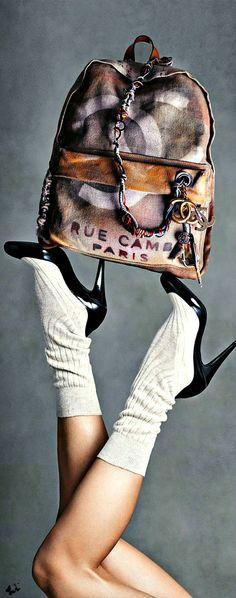"""""""Chanel"""" ~~Rosario Contreras~~"""