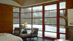 Steel Windows and Doors - 5000 Series™ from Hope's Windows