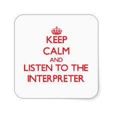 professional interpreter - Google Search