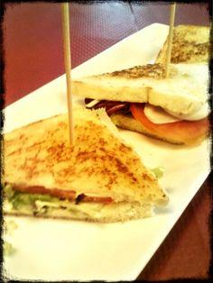 Sandwiches vegetales. Tahona Artesanal Gourmet Bilbao.