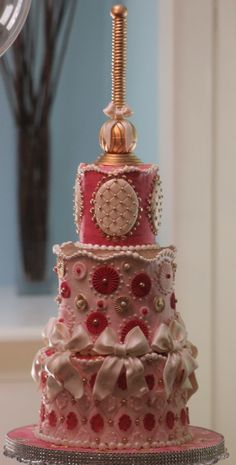 Margaret Braun inspired cake by Joshua John Russell