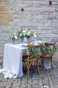 Italian Love Letter Wedding Inspiration - photo by Roma Elizabeth Photography http://ruffledblog.com/italian-love-letter-wedding-inspiration