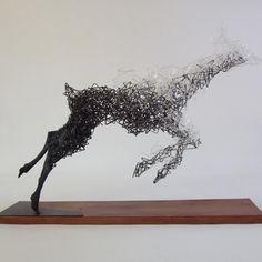 Sculptures oniriques par Tomohiro Inaba